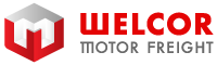 Welcor Motor Freight Logo